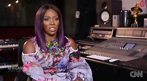 """VIDEO: Tiwa Savage on CNN African Voices - """"How Nigeria's ..."""