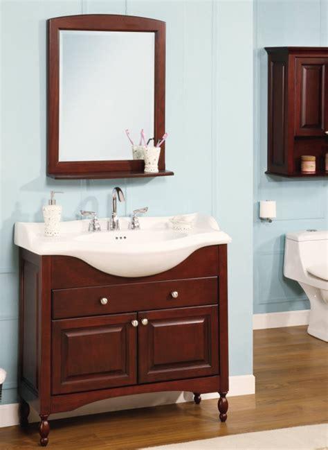 narrow bathroom sink vanity 38 inch single sink narrow depth furniture bathroom vanity