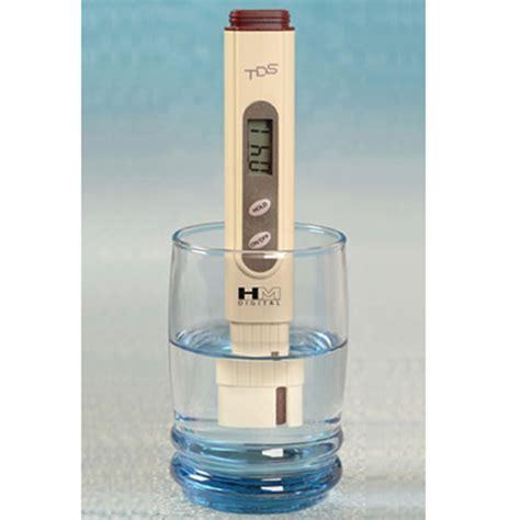 hm digital tds 4 water test meter