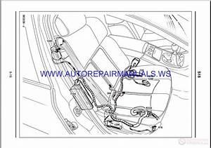 Renault Velsatis X73 Nt8243 Disk Wiring Diagrams Manual 05
