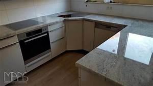 Granitplatten Küche Farben : k ln cielo white granit arbeitsplatten ~ Michelbontemps.com Haus und Dekorationen