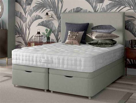 Reylon Bed by Relyon Vienna Ortho Pocket 1000 Divan Bed Buy At