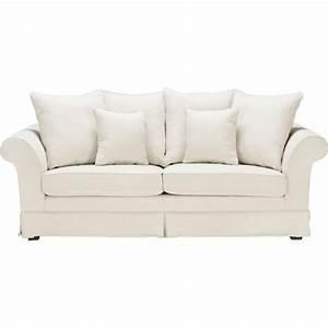 Mömax Sofa Mit Bettfunktion : dreisitzer sofa in beige mit zierkissen online kaufen m max ~ Bigdaddyawards.com Haus und Dekorationen