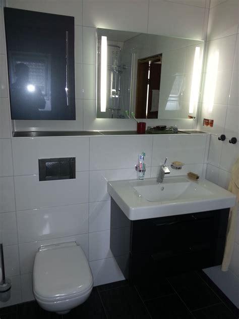 Badezimmer Anthrazit  Dusche Mit Fußbodenheizung Bad
