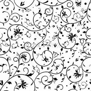 Simple floral pattern design Vector Image - 1506075 ...