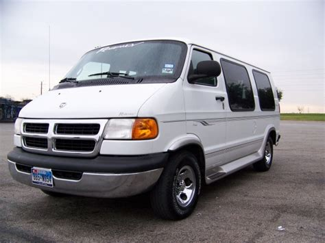 2001 Dodge Ram Van Regency, Super Clean Runs Excelent20