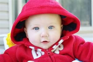 Blue Eyes Baby Boy Desktop Background – One HD Wallpaper ...