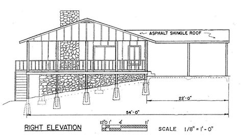 Sloping Lot Room Mediterranean House Plans Elevation
