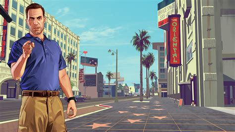 Grand Theft Auto V Artworks & Wallpapers