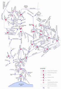 1 Indus Basin Irrigation System  Schematic Diagram