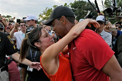 Who is Tiger Woods' girlfriend Erica Herman and how long ...