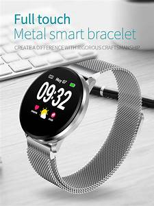 Cf68 Color Screen Smart Watch Bluetooth Smart Bracelet