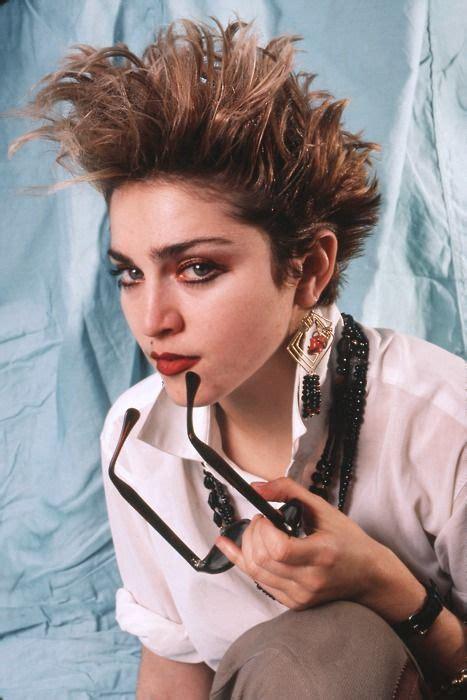 Madonna 80s Hairstyles by Madonna 1983 80 S Madonna Fashion Madonna Madonna 80s