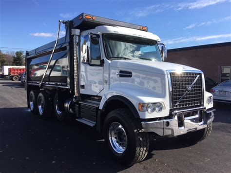 mack volvo trucks new 2018 mack gu713 dump truck for sale 508700