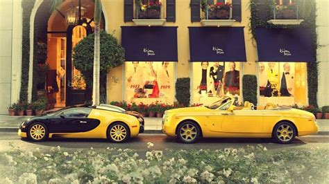 For over 40 years, the house of bijan has been designing the most exclusive and high quality menswear, perfume, and jewelry in the world. Black and yellow