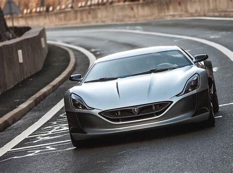 Rimac Concept One Worlds First Electric Hypercar