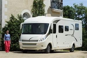 Cote Officielle Camping Car : chambre la carte sur le nouveau camping car int gral florium de fleurette camping car ~ Medecine-chirurgie-esthetiques.com Avis de Voitures