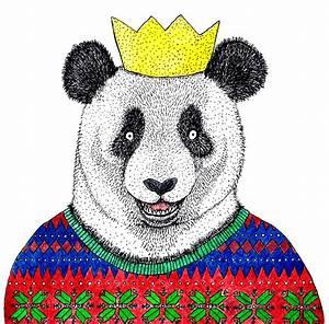 Kitten Socks Studio (Christmas Panda)