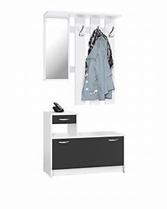 Garderobe 100 Cm Breit : verschiedene schuhkipper mit spiegel ~ Indierocktalk.com Haus und Dekorationen