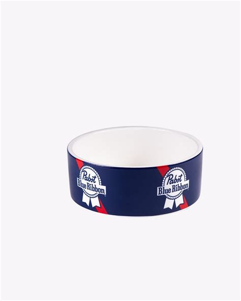 The company just released a pabst blue ribbon hard coffee. PBR Pet Ceramic Bowl - Pabst Blue Ribbon Store
