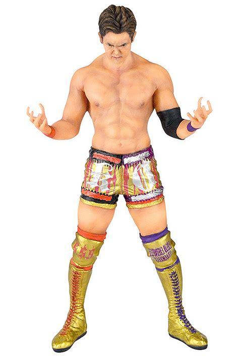 purokaku heroes figure  japan pro wrestling kazuchika