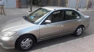 Honda Civic Essence : honda civic automatique 2004 essence casablanca ~ Medecine-chirurgie-esthetiques.com Avis de Voitures