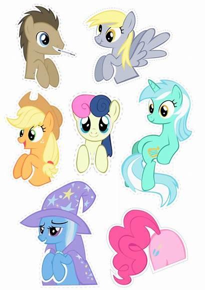 Pocket Pony Cutouts Ponies Deviantart Mlp Equestria