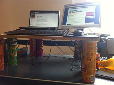 build a standing desk building a standing desk a beautiful mess sit stand desk
