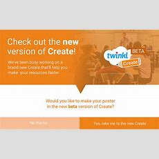 Try The Brand New Twinkl Create Beta  Twinkl Teaching Blog