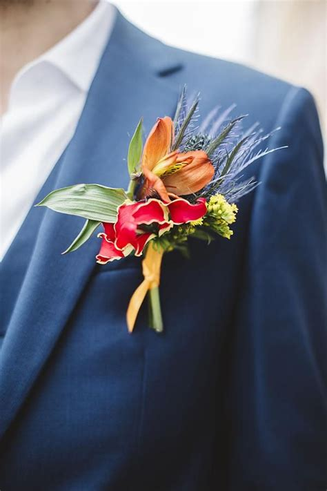 osez les couleurs mariage theme tropical mariage
