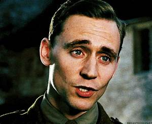 tom hiddleston cute gif   Tumblr
