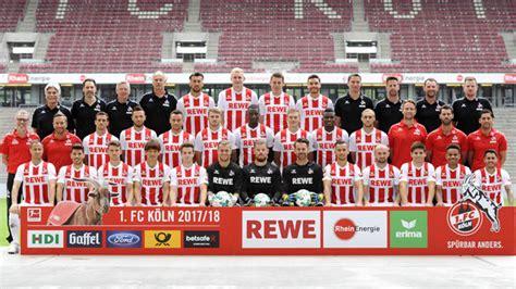 Fc Koln 1 Fc Köln Squad 2017 2018
