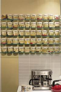 Glass, Shelves, Showcasing, Starbucks, City, Mugs, Collections
