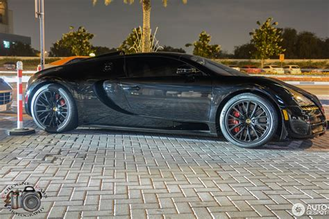 Bugatti has unveiled the veyron black bess vitesse legend at the 2014 beijing motor show with inspiration from one of its first supercars. Bugatti Veyron 16.4 Grand Sport Vitesse Black Bess - 2 January 2015 - Autogespot