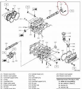 2002 Subaru Outback Engine Diagram