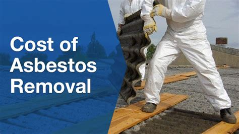 cost  asbestos removal melbourne