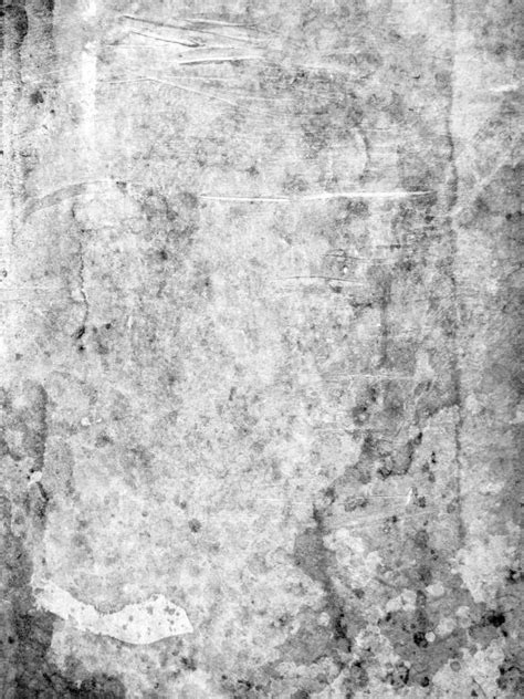 Black and White Grunge Texture Free Stock Photo by Free