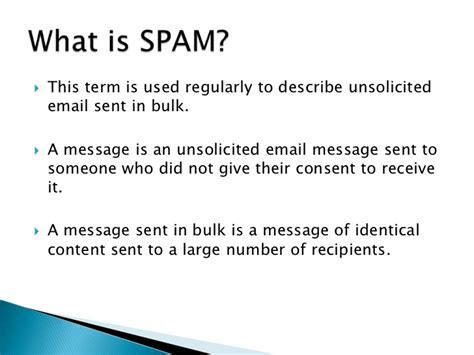 what is spam what is spam