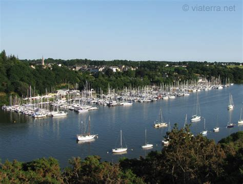 photos of waterways and canals in nantes brest