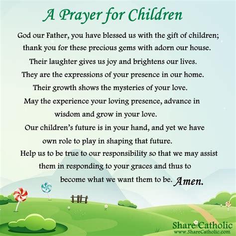 catholic god s 393 | prayer children