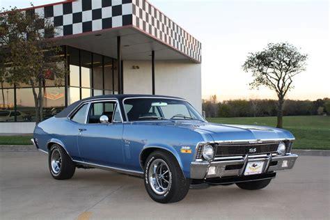 1970 Chevrolet Nova Ss Rare L78 (sold! Sold! Sold