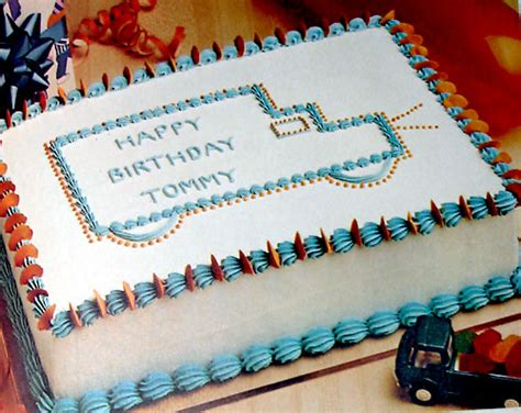 Cake Decoration Ideas For Boy by Birthday Cake Ideas Vintage Recipes And Decorating Tips