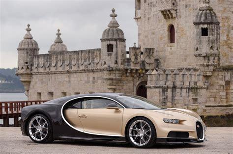 The car is based on the bugatti vision gran turismo concept car. 2018 Bugatti Chiron First Drive Review   Automobile Magazine