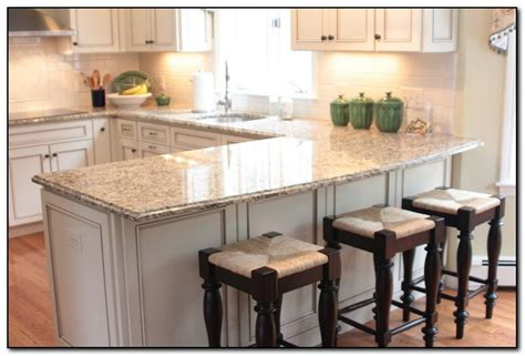 a discussion of granite material for countertops home