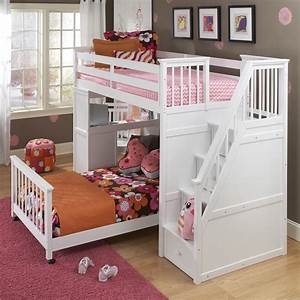 Best, Toddler, Bunk, Beds, With, Stairs, U2013, Homesfeed