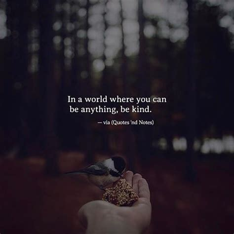 In A World Where You Can Be Anything, Be Kind Pictures
