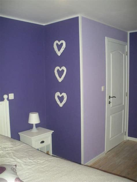 chambre mauve et blanc photo 5 8 3512768