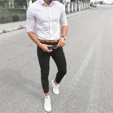 Men Fashion Instagram Page Style