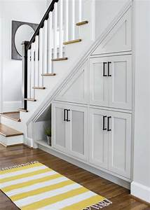 Amenager Sous Escalier : dressing sous escalier pour exploiter l espace perdu et ~ Voncanada.com Idées de Décoration
