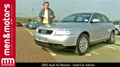 Used Car Review Audi A3 1997-2004